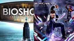 Bioshock: The Collection i Saints Row IV przypuszczalnie zmierzają na Switch