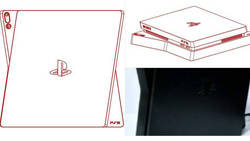 Obudowa PlayStation 5 - wyciek, czy dzieło drukarki 3D?