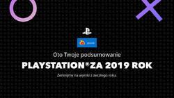 Podsumuj swój 2019 rok z PlayStation