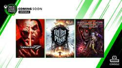 Cztery nowe gry trafią do Game Pass. Ofertę uzupełnia GTA V